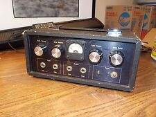 Vintage Echo Chamber Tape Echo Delay Space Echo Univox ???