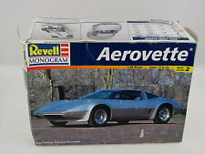 Revell Aerovette, Corvette Design Car Plastic Model Kit