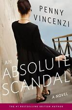 An Absolute Scandal by Penny Vincenzi (2008, Hardcover)