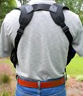 DELUXE SHOULDER HOLSTER/RIG W/ DOUBLE MAGAZINE CARRIER FOR~CHOOSE YOUR GUN MODEL