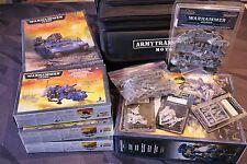 Warhammer 40,000 40K Space Marine Army, Armytransport Bag, Calgar, Sicarius