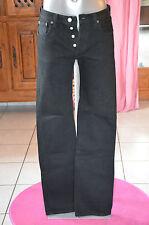 LEVIS - Joli jeans noir modèle 501 taille W 30- F 40 - EXCELLENT ÉTAT