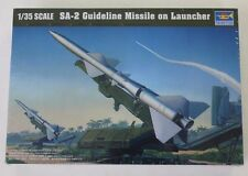 Trumpeter SA-2 Guideline Missile on Launcher in 1/35 206