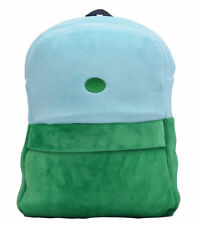 Adventure Time cosplay Finn plush toy Backpack School Bag