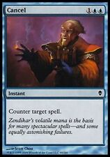 *MRM* FR 4x révocation - cancel MTG Zendikar
