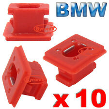 BMW E46 3 E65 7 Series X3 E85 DASHBOARD DASH TRIM STRIP INSERTS CLIPS GROMMETS