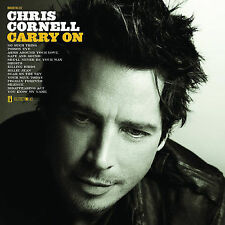 1 CENT CD Carry On - Chris Cornell