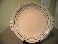 Art Deco Grindley Handled Cake Plate