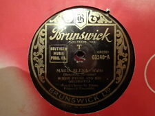 BOBBY BYRNE & ORCHESTRA - Maria Elena / You Started Something 78 rpm disc (A++)