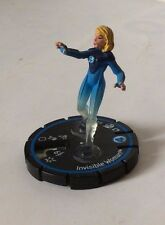 HeroClix Fantastic Forces #074  INVISIBLE WOMAN  Experienced MARVEL