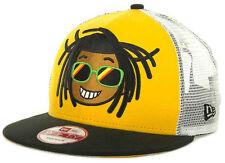 TOKIDOKI NEW ERA Rasta Reggae Jamaican 9Fifty Trucker Mesh Snapback Cap Hat TKDK