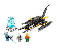 198pcs Super Heroes Batman Vs. Mr. Freeze Minifigures Building Block sets toys