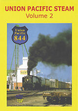 Union Pacific Steam Volume 2 - 844 DVD Railroad Greg Scholl NEW!