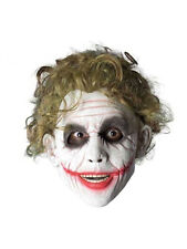 Adult The Joker Super Villain Wig Fancy Dress Brand New