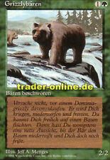 2x OURS (Grizzly Bears) Magic Limited Black Bordered German Beta FBB for