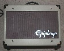 EPIPHONE 15C ACOUSTIC GUITAR AMP combo guitar and XLR mic input