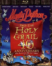 Monty Python and the Holy Grail (Blu-ray Disc 2015 40th Anniversary Edition) NEW