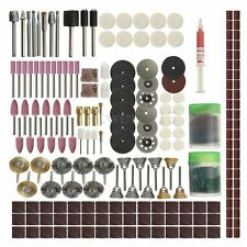 217pcs Rotary Tool Accessories Set For Dremel Grinding Sanding Polishing