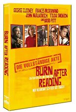 BURN AFTER READING (Deluxe Edt.) Brad Pitt, G.Clooney
