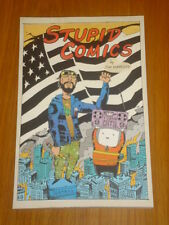 STUPID COMICS VOL 1 IMAGE COMIC JIM MAHFOOD GRAPHIC NOV