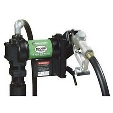 BIODIESEL PUMP - BIO DIESEL with Flow Meter - 12 Volts - 5 to 20 GPM - 50 PSI