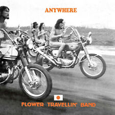 Flower Travellin' Band - Anywhere - 180 Gram LP - Record Store Day RSD 2017