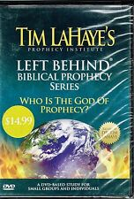 "Left Behind Prophecy Series: ""Who Is The God of Prophecy?"" BRAND NEW, SEALED"