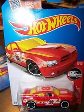Hot Wheels  2016 Treasure Hunt  DODGE CHARGER SRT8   New   HW RESCUE