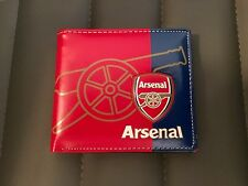 Arsenal Football England Club 2017 Wallet Leather Soccer NEW!!
