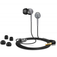 SENNHEISER CX180 EARPHONES+UNPARALLED BASS+HIGH RESOLUTIN STEREO SOUND