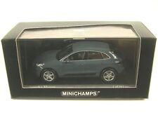 Porsche Macan (azul Metalizado Grafito) 2013 (gris)