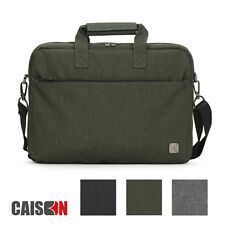 "15.6"" Laptop Briefcase Messenger Shoulder Bag For Dell XPS 15 Inspiron 15"