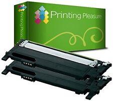 2 X Magenta Toner Cartridges for Samsung CLP320 CLP325 CLP325N CLP325W