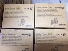 Xerox Phaser 7100 Dual Pack Standard Yield Toner Cartridge Set