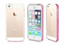 LED Light Flash UP Remind Incoming Call Cover Case Skin For iPhone 5/5S 6/S Plus