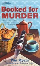 Booked for Murder (Lighthouse Inn Mysteries, No. 5)-ExLibrary