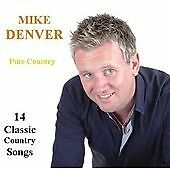 Vintage Country,Artist - Mike Denver, in Good condition