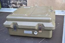 BW TULB GFK-Box luftdicht und wasserdicht Sicherheitsverschlüsse (Bundeswehr)