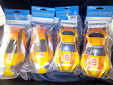 HPI Maverick job lot 4 X 1/18 Micro Carrozzeria 2 x mv21025 XB & 2 x mv21026 XT