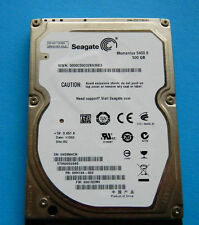 "Seagate Momentus SATA 2.5"" 500GB 5400rpm ST9500325AS HDD For Laptop Hard Drive"