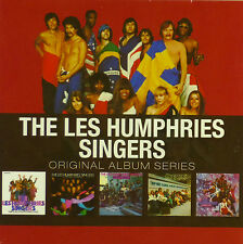 5x CD - The Les Humphries Singers - Original Album Series - #A3090 - Neu -