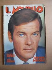 IL MONELLO n°26 1974 James Bond 007 + inserto Pier Luigi Marzorati  [G422]