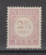 P20 Port nr.20 ongebruikt MLH Suriname portzegel  due stamp