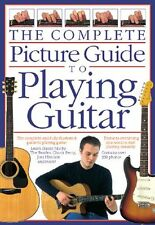 Complete Picture Guide to Playing Guitar Learn to Play Pop Rock Music Book
