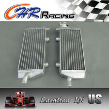 aluminum radiator FOR KTM 250/450/505 SX-F/SXF 2007 2008 2009 2010