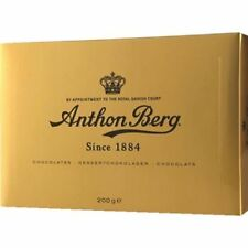 Anthon Berg Gold Box Exclusive Praline Assortment Chocolate 200g