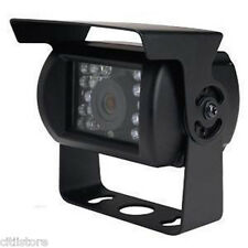 Universal Waterproof IR Night Sensor Rearview Camera for Car Truck Vehicle
