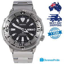 GENUINE SEIKO PROSPEX Baby Tuna Divers SRP637 SRP637K1 Mens Watch FREE EXPRESS