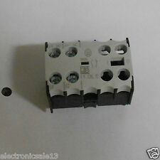 MOELLER AUXILIARY CONTACT BLOCK PART NO.11DILE