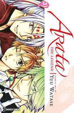 Arata: The Legend, Yuu Watase